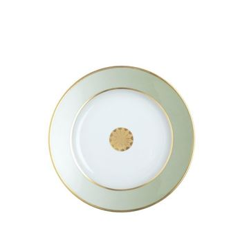 Picture of Carousel Dinner Plate Green Q:19 cm