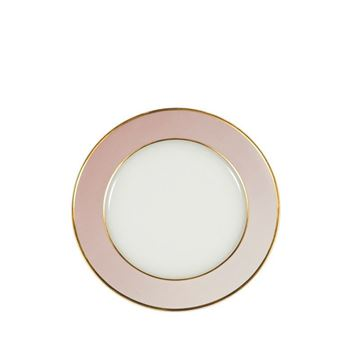 Picture of Carousel Dinner Plate Rose Color Q:25 cm