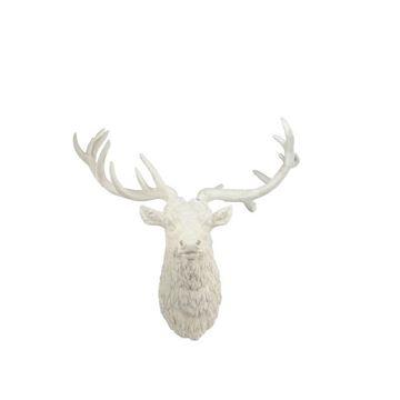 Resim Geyik Başı Duvar Dekoratif Obje H:82 cm