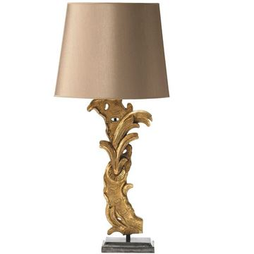 Picture of Bordeaux Gold Table Lamp / Small