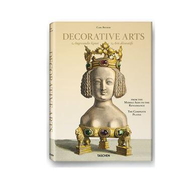 Resim Decorative Arts Dekoratif Kitap