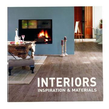 Resim Interiors Inspiration and Materials Dekoratif Kitap
