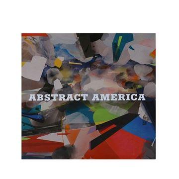 Resim Abstract America Dekoratif Kitap