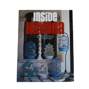 Resim Inside Havana Dekoratif Kitap