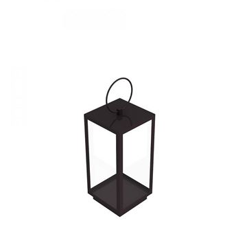 Picture of Oslo Led Lantern Bronz H:71 cm