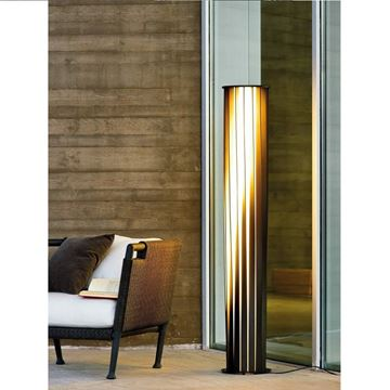 Picture of Aton Lamp Bronz H:150 cm
