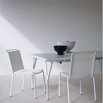 Picture of Atlantis Stackable Armchair White H:84 cm