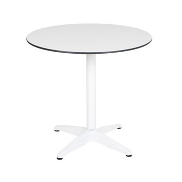 Picture of Compact Table Top Q:80 cm White