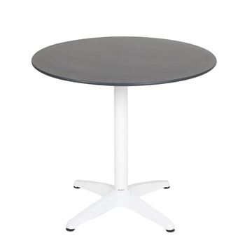 Picture of Compact Table Top Q:80 cm Siyah