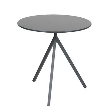 Picture of Compact Table Top Q:70 cm Black