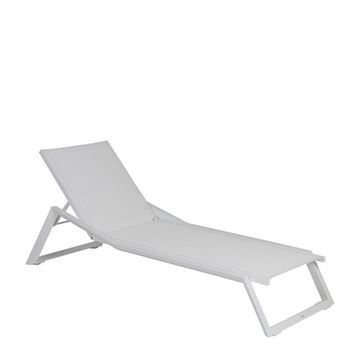 Picture of Nubes Sunbed White