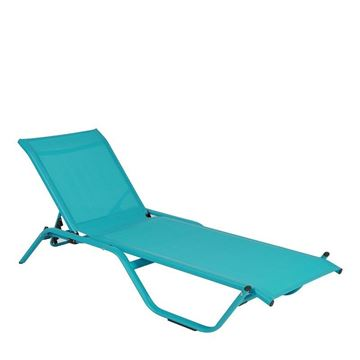 Picture of Rhodes Sunbed Blue