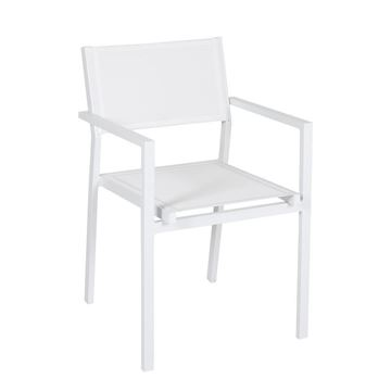 Picture of Primavera Armchair White