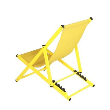 Picture of Sunbed Armchair Yellow