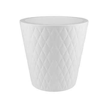 Picture of Pure  Crystal Straight Pot White 37x36 cm