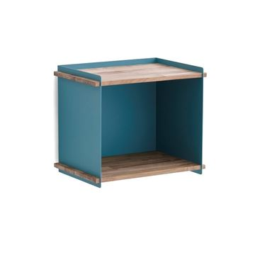 Picture of Box Wall Box/Shelf Blue