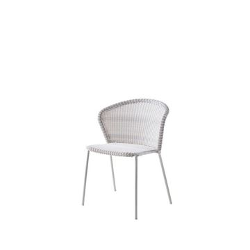 Picture of Lean Chair White