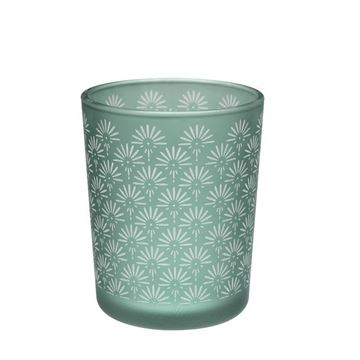 Picture of Candle Holder 6,5 cm Green-A
