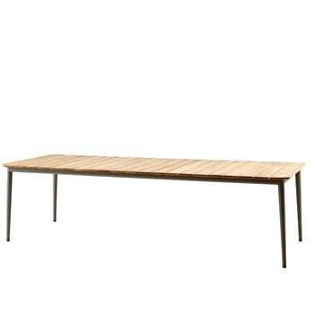 Picture of Core Grey Teak Table 274 cm