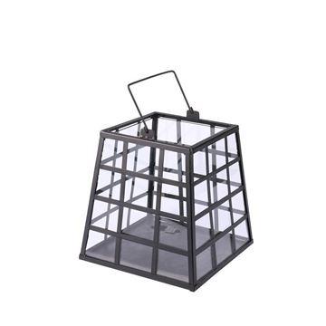 Resim Kare Fener H:28 cm Siyah