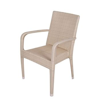Picture of Stackable Armchair White