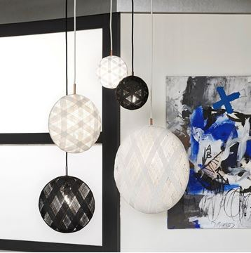 Picture of Chanpen Hexagon Hexagon Ceiling Lamp