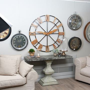 Picture of Wall Clock H:62 cm