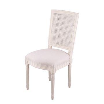 Resim Hazeran Sırtlı Sandalye