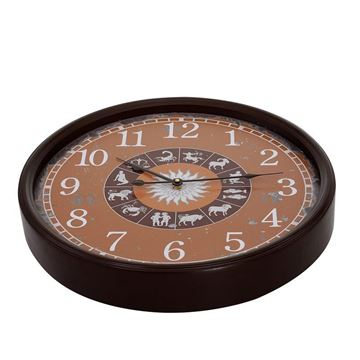 Picture of Brown Wall Clock 48x48 cm