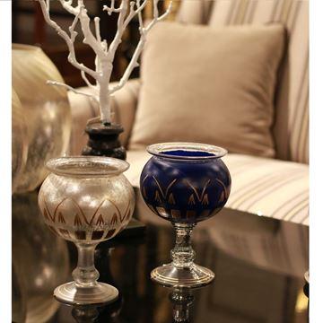Picture of Ceremonie Blue Vase