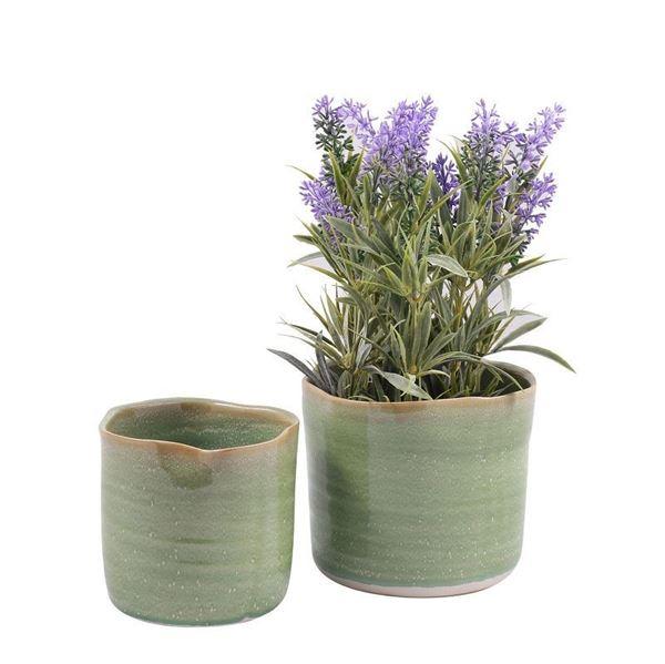 resm Yeşil Çiçeklik 10 cm