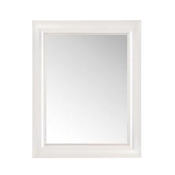 Resim François Ghost Ayna Şeffaf 88x111 cm
