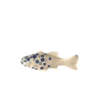 Resim Balık Dekoratif Obje 23 cm
