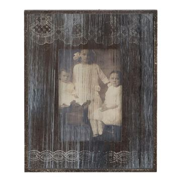 Picture of Antique Mirror Picture Frame