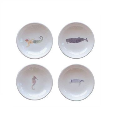 Picture of Sea Figure Mini Bowl Set
