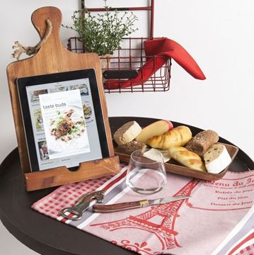 Picture of Wooden Tablet Holder