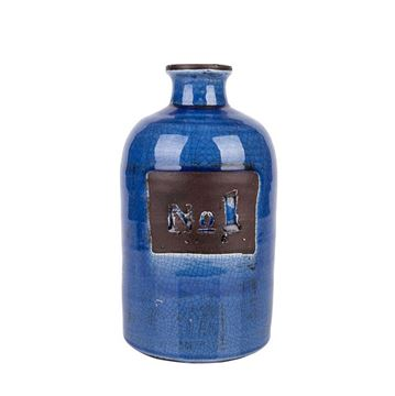 Picture of Terra Cotta No.1 Blue Vase