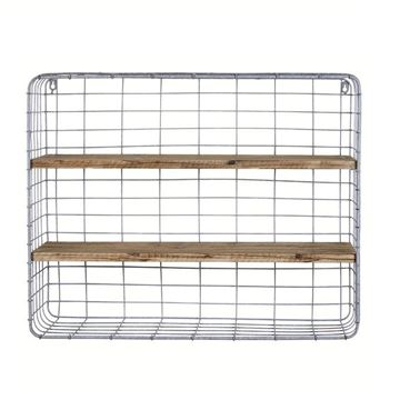 Picture of Wooden Wall Shelf