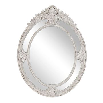 Picture of Rokoko Oval Mirror