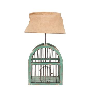 Picture of Cage Detail Lampshade