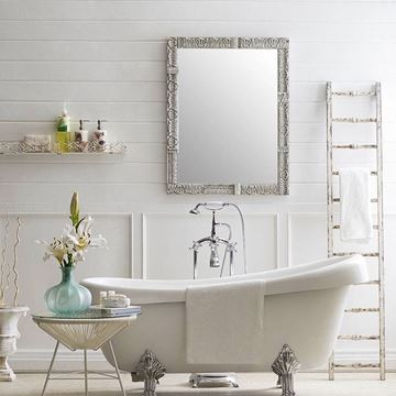 Picture of Antique Gray Mirror