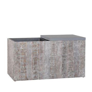Resim Bench Ahşap Antik 85.5x43.5x47 cm