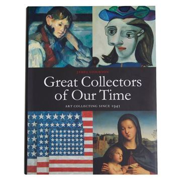 Resim Great Collectors of Our Time Dekoratif Kitap