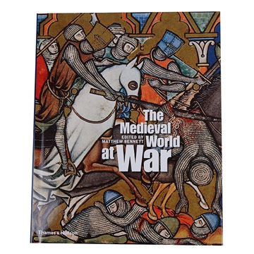 Resim The Medieval World at War Dekoratif Kitap