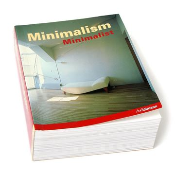 Picture of Minimalism Decorative Book