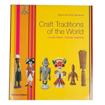 Resim Craft Traditions of the World Dekoratif Kitap