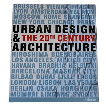 Resim Urban Design & Architecture: The 20th Century