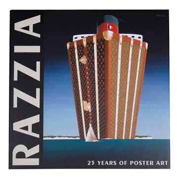 Resim Razzia: 25 Years of Poster Art Dekoratif Kitap