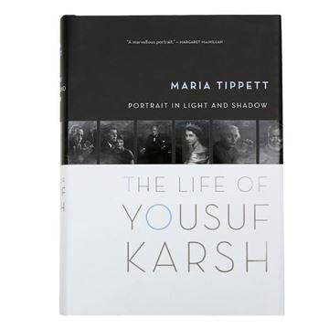 Resim The Life of Yousuf Karsh Dekoratif Kitap