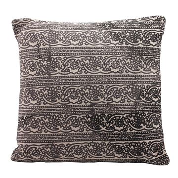 Picture of İndia Grey Pillow-C 45 cm